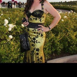 Beautiful Terani Couture Gown
